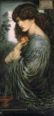 Prozerpina-Rossetti