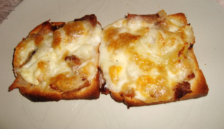 "Сэндвичи ""Моцарелла ин кароцца"" – кулинарный рецепт"