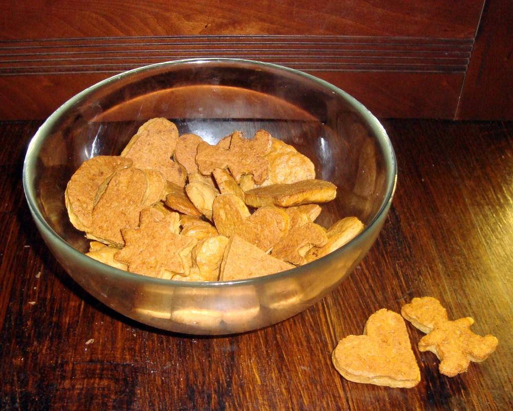 Имбирное печенье-2