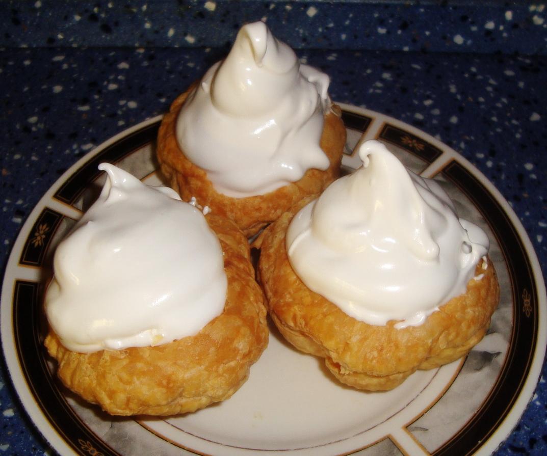 Быстрые пирожные