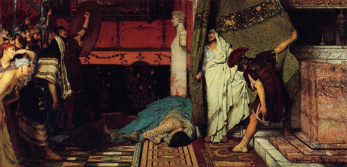 a-roman-emperor-almatadema-1871