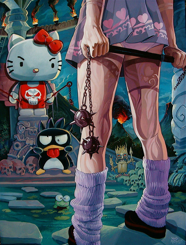 _quot_kitty_fight_quot__by_davidmacdowell-d32sg3x